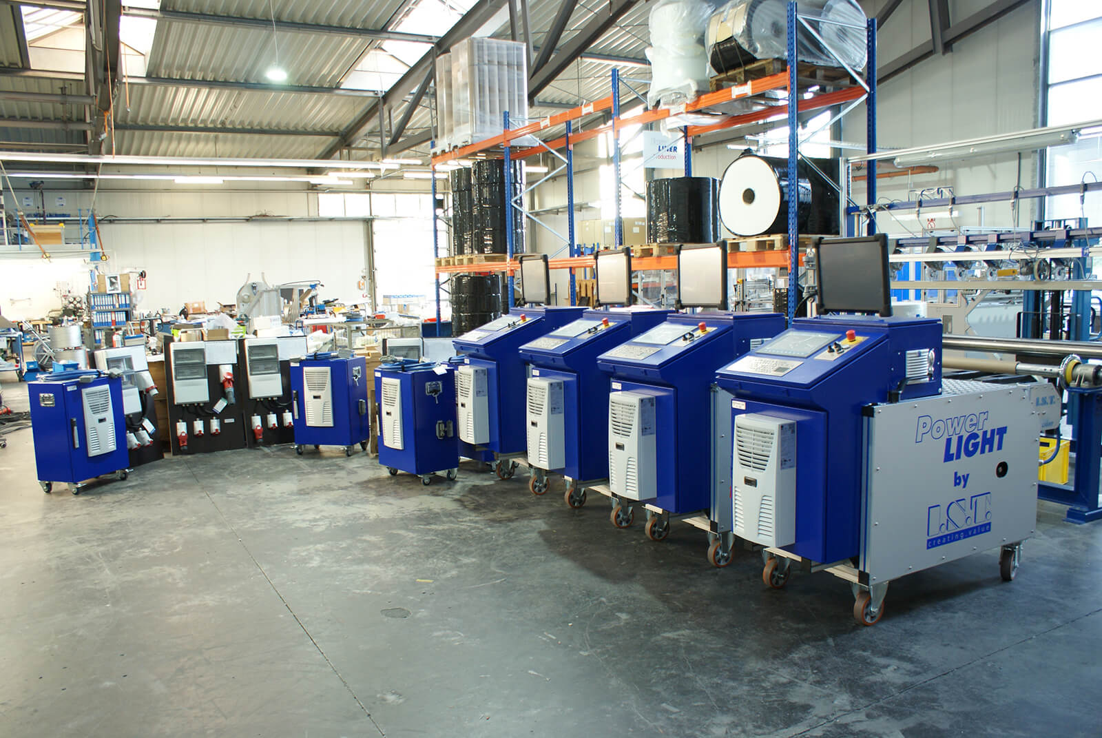 UV compact systems ready for delivery